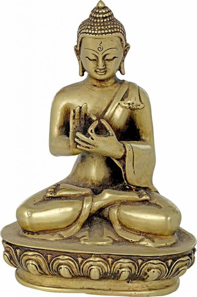 Dharmachakra Mudra