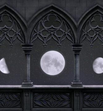 Luna nueva y luna llena