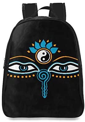 Mochila con los Ojos de Buda