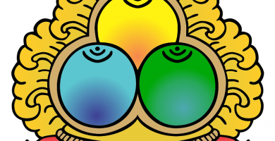 Símbolo de las Tres Joyas